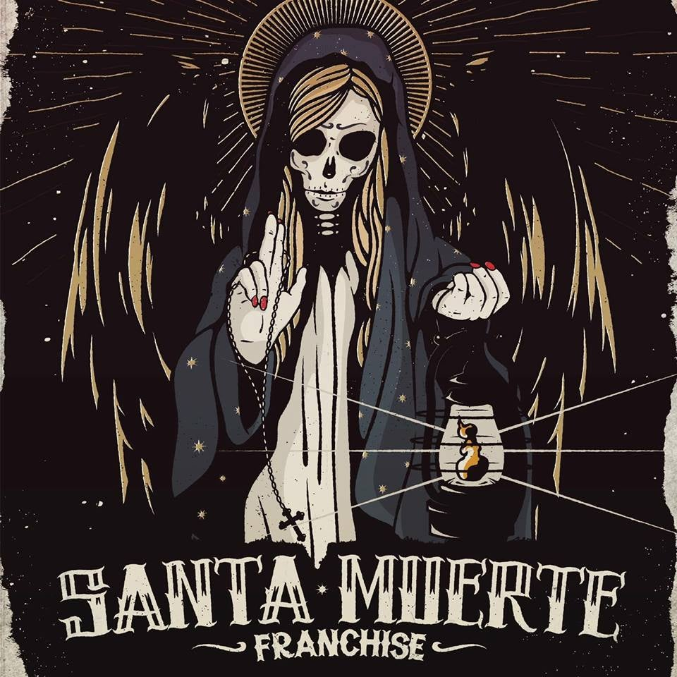 Image of Franchise - Santa Muerte - CD