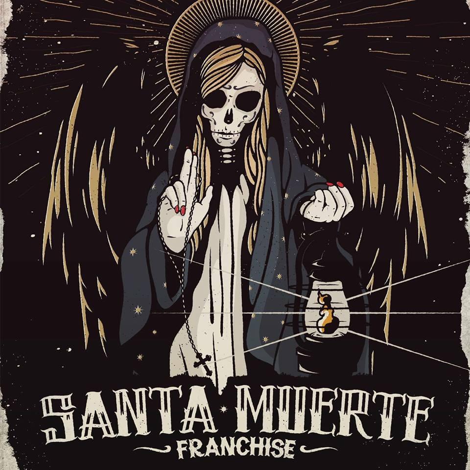 Image of Franchise - Santa Muerte - CD
