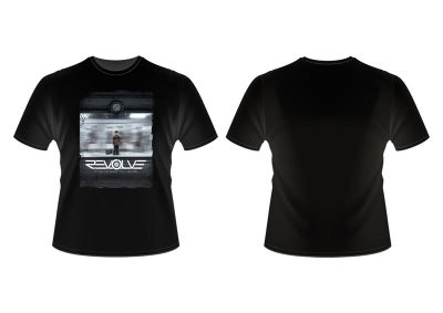 Image of REVOLVE Album Cover Tee