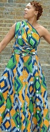 Olalade Maxi Dress (3) (Worn In 5 Ways)