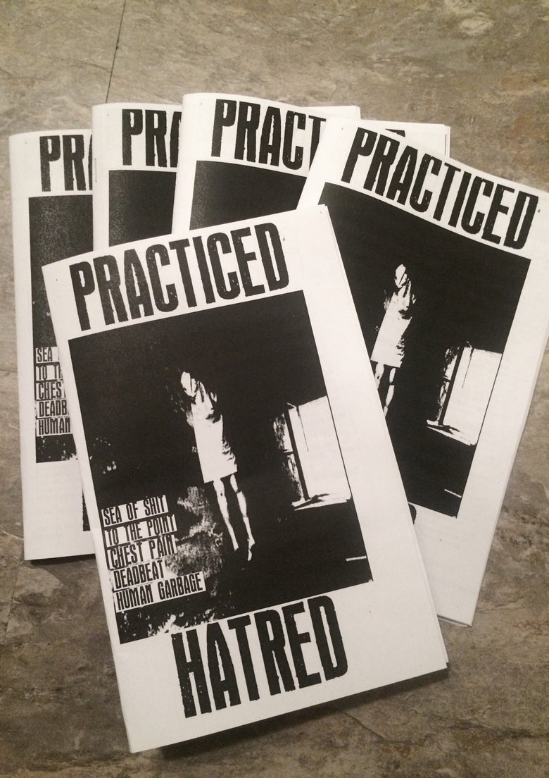 Image of Practiced Hatred Fanzine