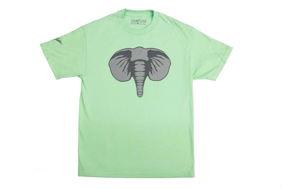 Image of EffortLess Logo Tee (Mint)
