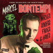 "Image of Back In Stock. LP + 7"" Marcel Bontempi : Witches, Spiders, Frogs & Holes."