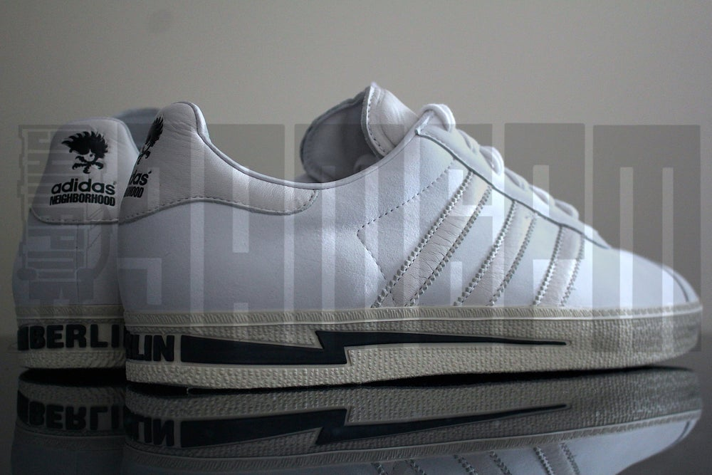 "Image of Adidas GAZELLE BERLIN ""NEIGHBORHOOD"""
