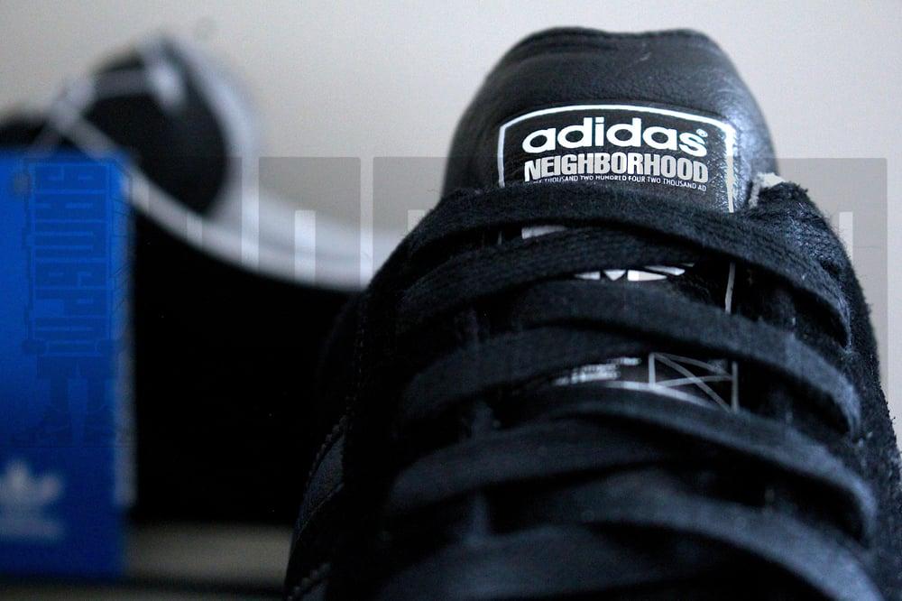 """Image of Adidas GAZELLE BERLIN """"NEIGHBORHOOD"""" - SAMPLE"""