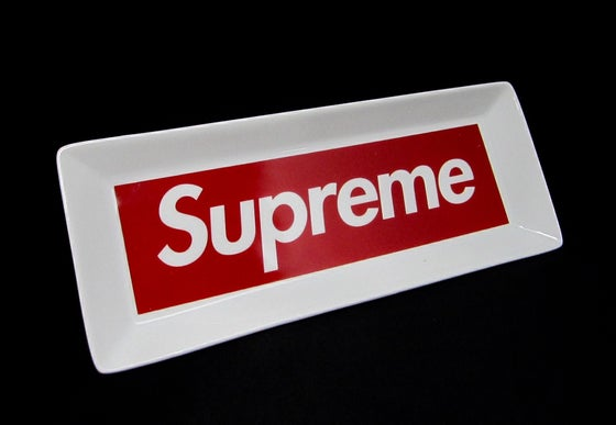 Image of SUPREME CERAMIC TRAY