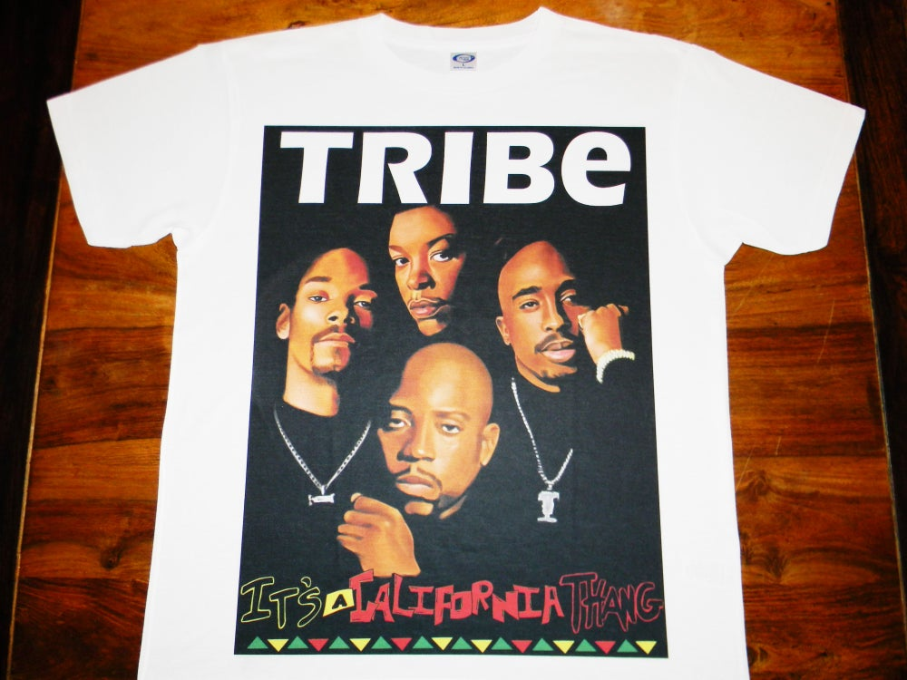 "Image of DEATH ROW's FINEST ""TRIBE"""