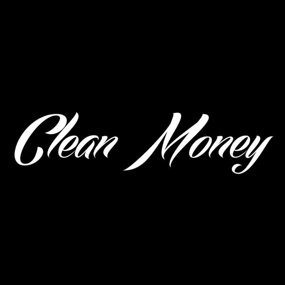 Image of Clean money Decal