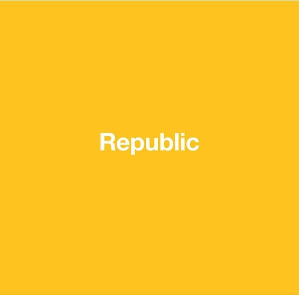 "Image of REN HANG ""Republic"""