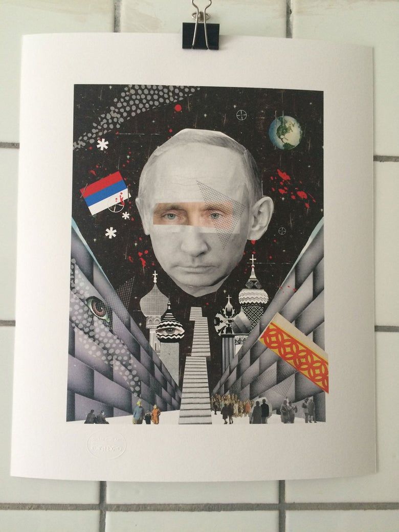 Image of Portrait / Putin