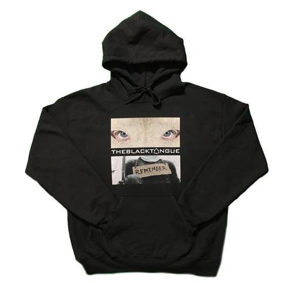 Image of dreaded hoodie
