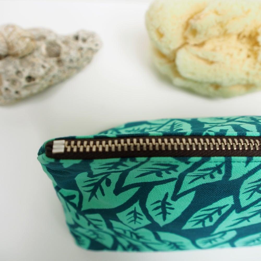 Image of Secret Garden Cosmetics Bag