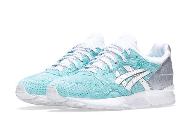 Image of   Asics Gel Lyte V x Ronnie Fieg Diamond Supply WHITE TIFFANY 3M BRAND NEW Size 8