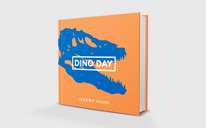 Image of DINO DAY BOOK