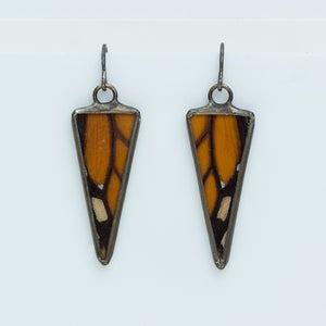 Image of Hart-Variations Isosceles Monarch Earrings