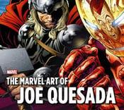 Image of The Marvel Art of Joe Quesada