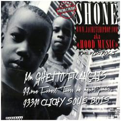 "Image of NEWZ! SHONE ""JACHETEHIPHOP.COM AKA HOOD MUSIC vol.1"""