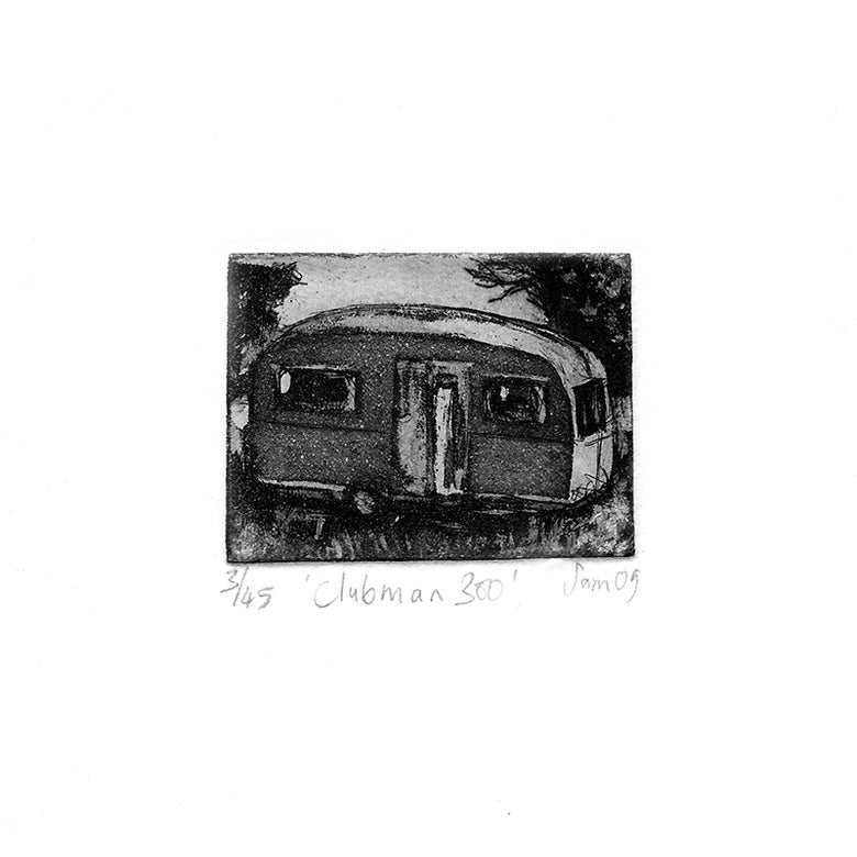 Image of 'Clubman 300' - Etching