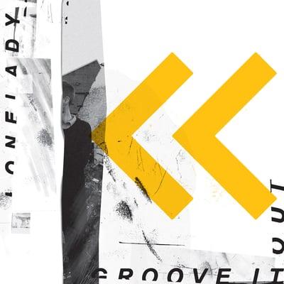 "Image of GROOVE IT OUT 12"" 3-track single feat. Ekoplekz remix"