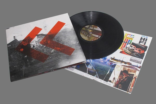 Image of SOLD OUT!! HINTERLAND LP
