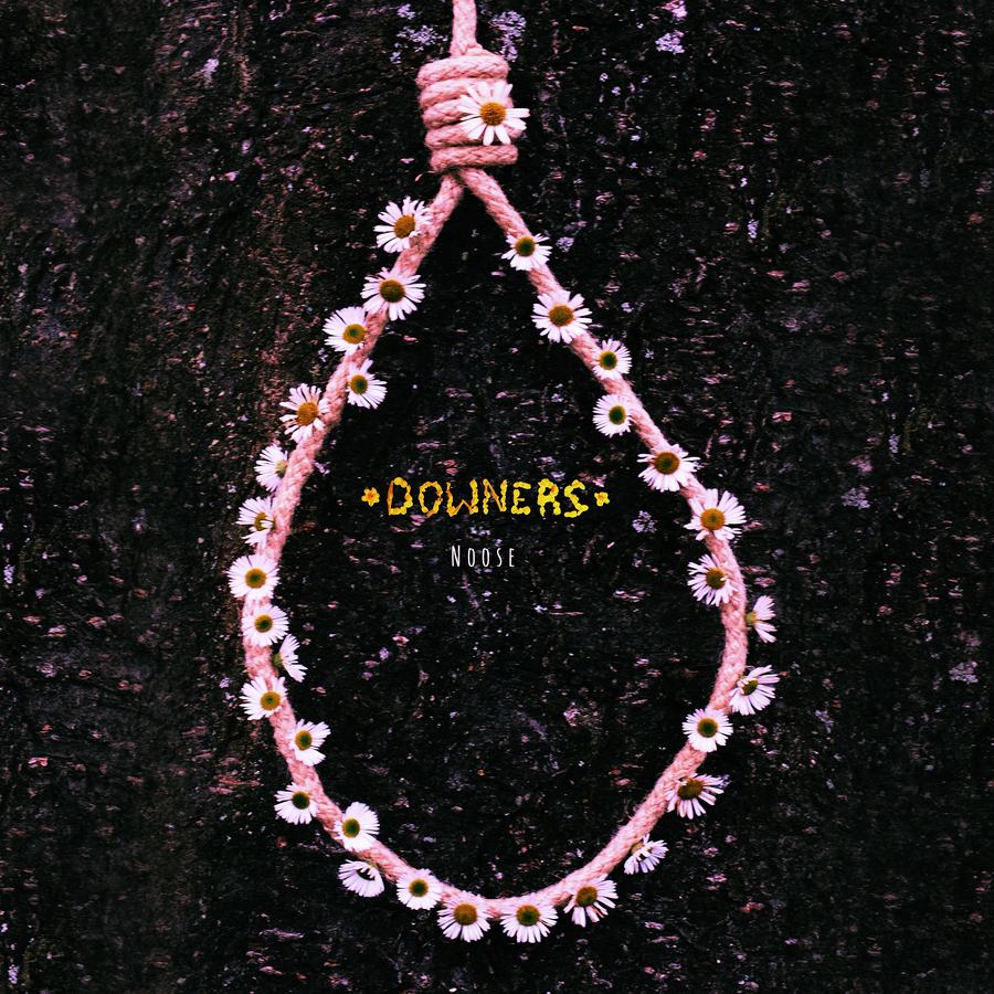 "Image of LCR012 'Noose' by Downers - 7"" Vinyl"