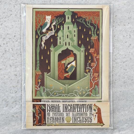 "Image of ""Dismal Incantation VIII Postcard Set"""