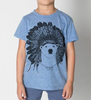 Image of Kids - Polar Bear Tshirt