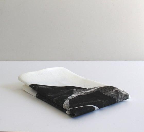 Image of 'The Jersey' Linen Tea Towel