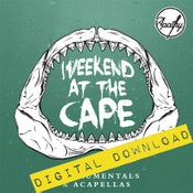 Image of [Digital Download] Apathy - Weekend At The Cape (Instrumentals + Acapellas) - DGZ-036