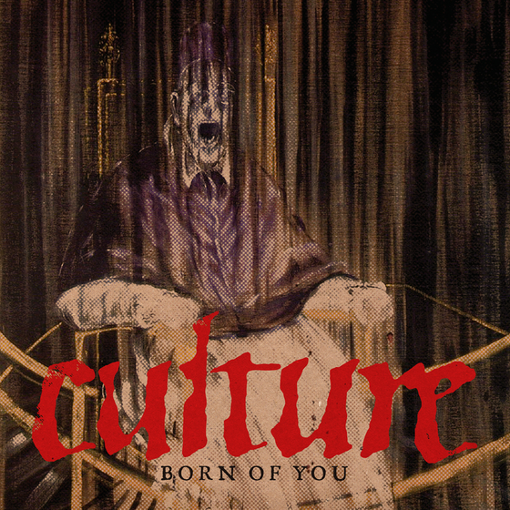 Image of 'BORN OF YOU' LP (20th Anniversary Reissue)