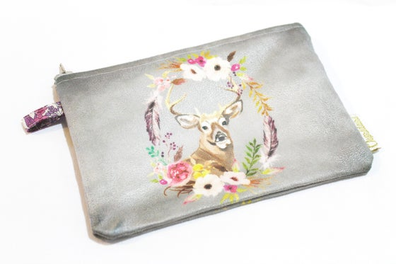 Image of Bohemian Stag Purse