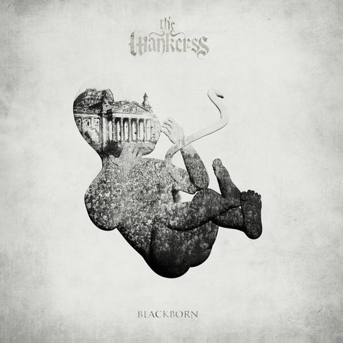 Image of THE WANKERSS - Blackborn Special Edition Double LP (CD included)