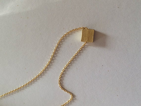 Image of Square necklace