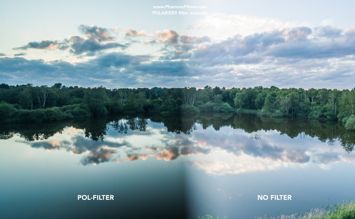 Image of 1 POL (Polarizer) Filter for DJI Phantom 3 & 4 Professional / Advanced