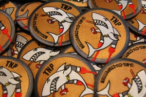 Image of Shark Patches FDE Brown