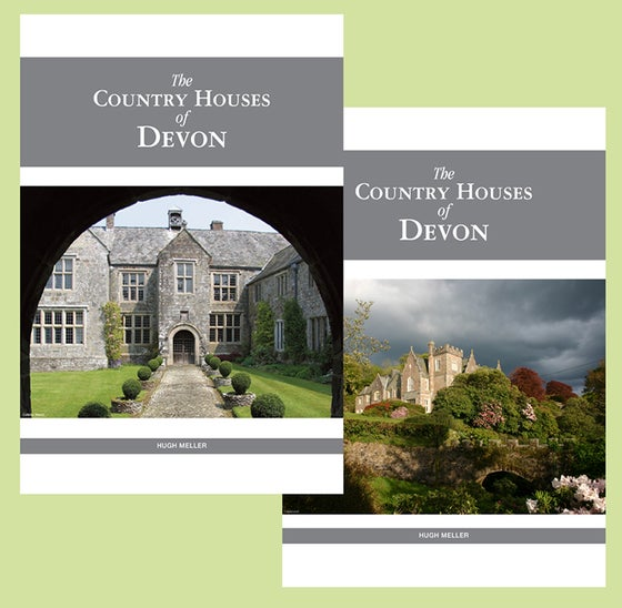 Image of The Country Houses of Devon - Hugh Meller