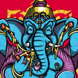 Image of King Ganesha