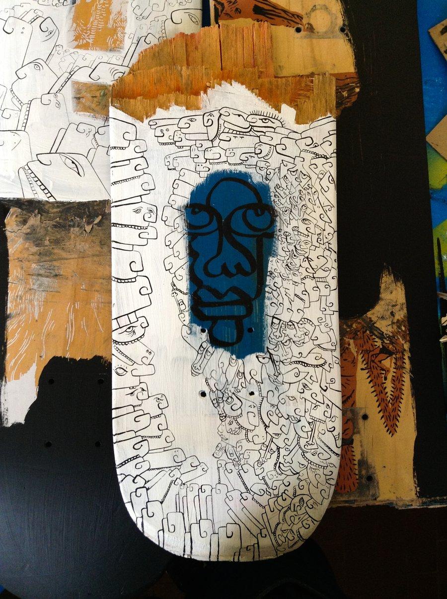 Image of Skateboard 1