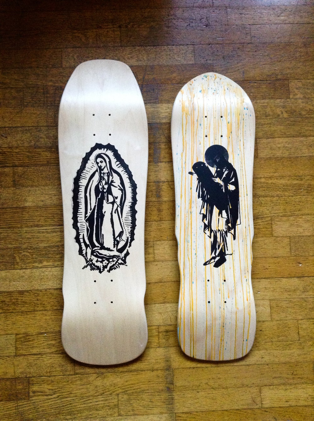 Image of Skateboard 2 & 3