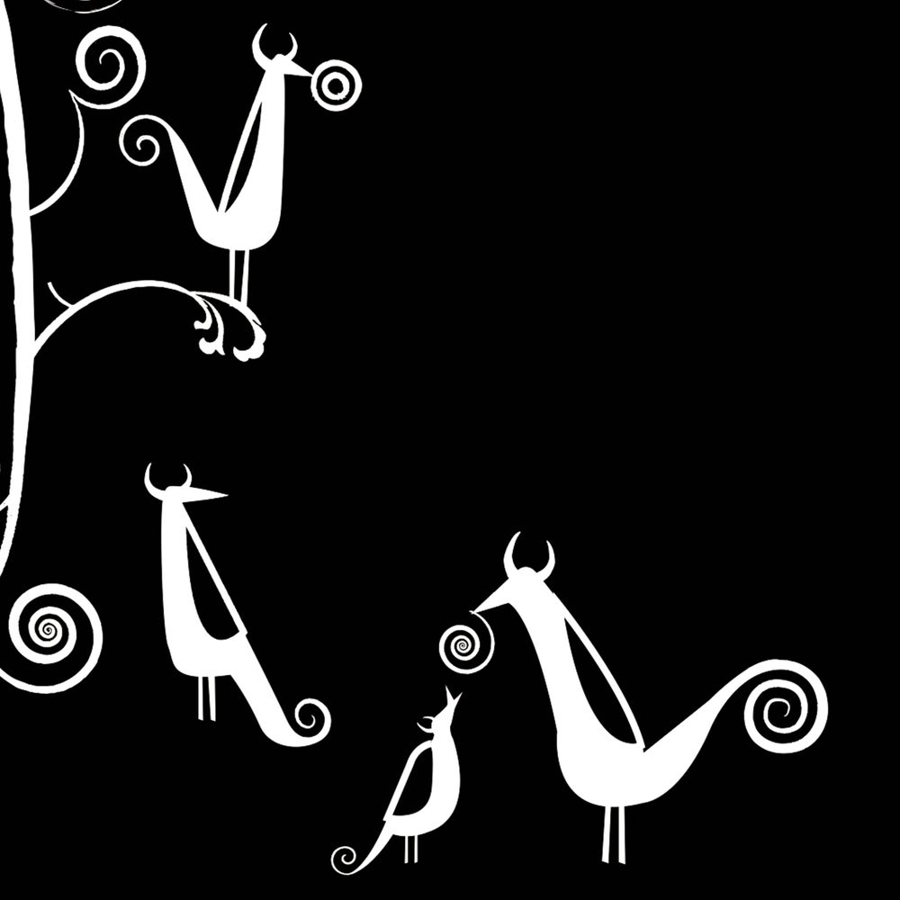 Birds Of The Spiral Tree