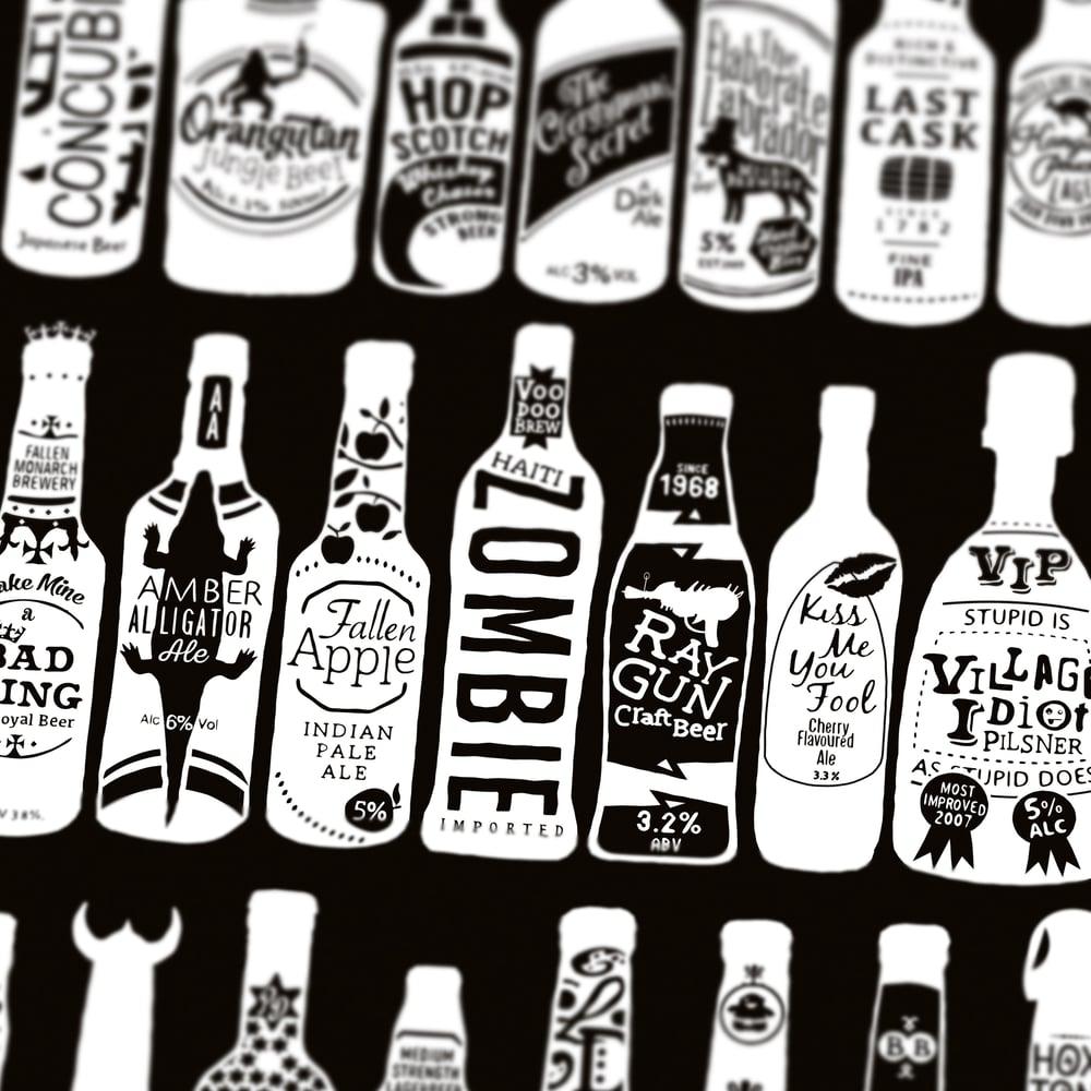 99 Bottles (Black)