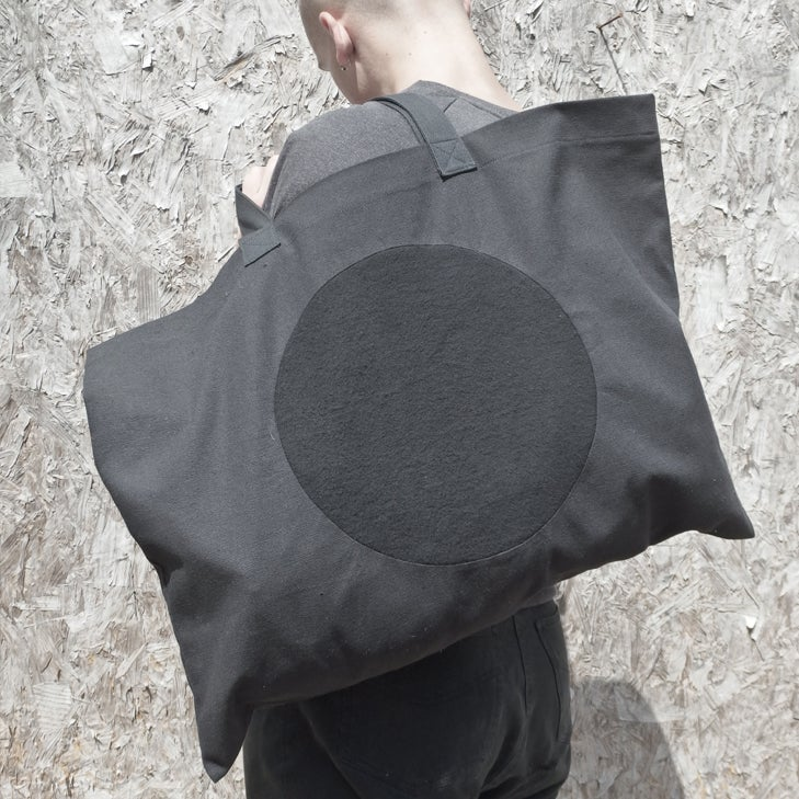 Image of BACK IN STOCK: GREY LABEL LUNAR OVERSIZE TOTE