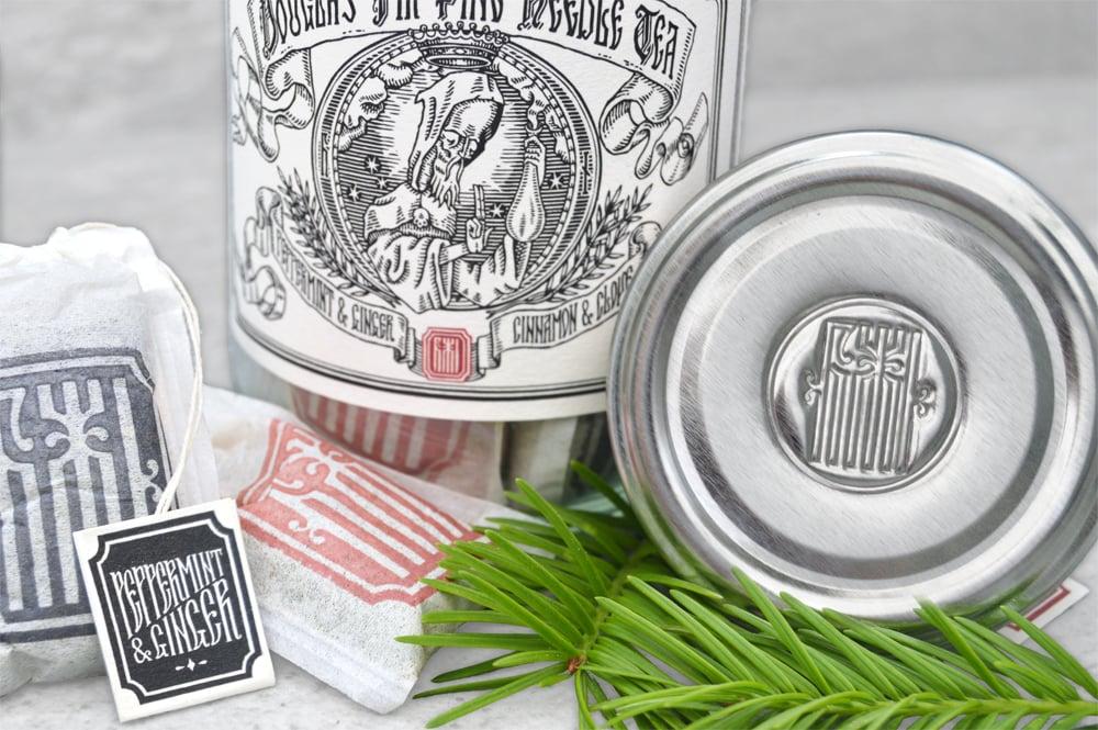 "Image of ""Douglas Fir Pine Needle Tea Bags"""