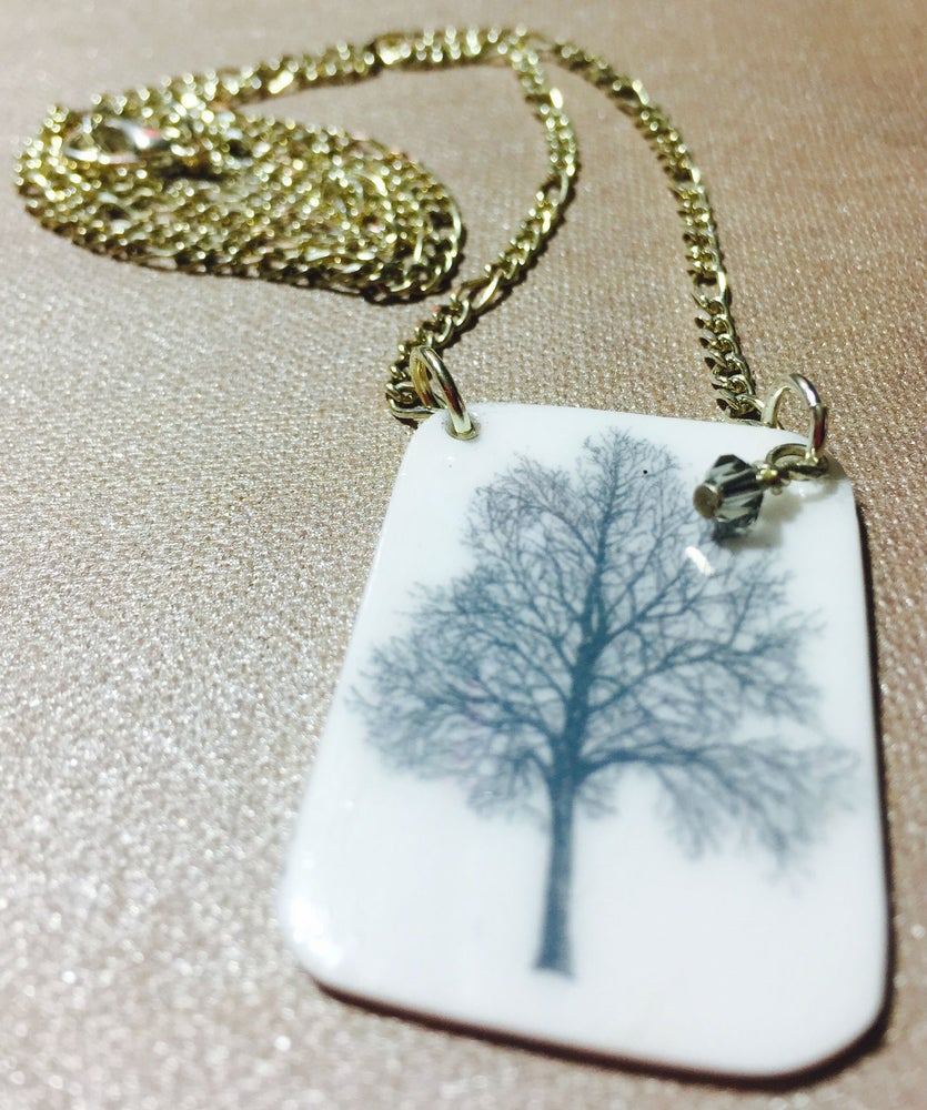 Image of Lonesome Tree Necklace