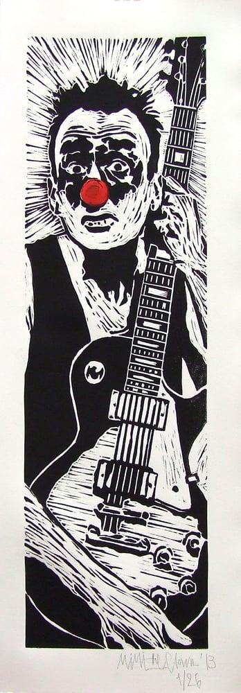 Image of SANS TITRE (guitar)