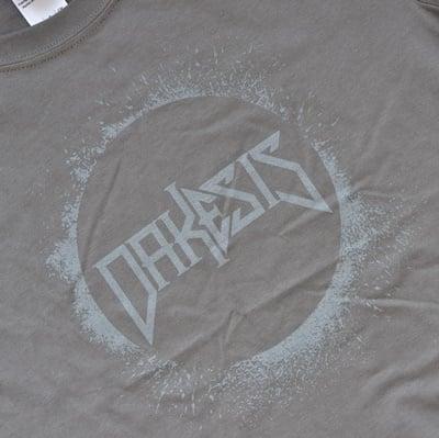 Image of Dakesis Grey Logo T-Shirt