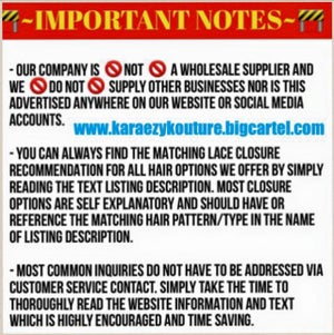 Image of ***IMPORTANT MESSAGE*** PLEASE READ ME.  SALES & DISCOUNT PROMO OFFERS
