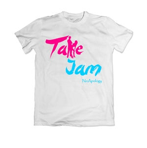 "Image of Kerwin Dubois ""Take Jam - No Apology"" T Shirt"