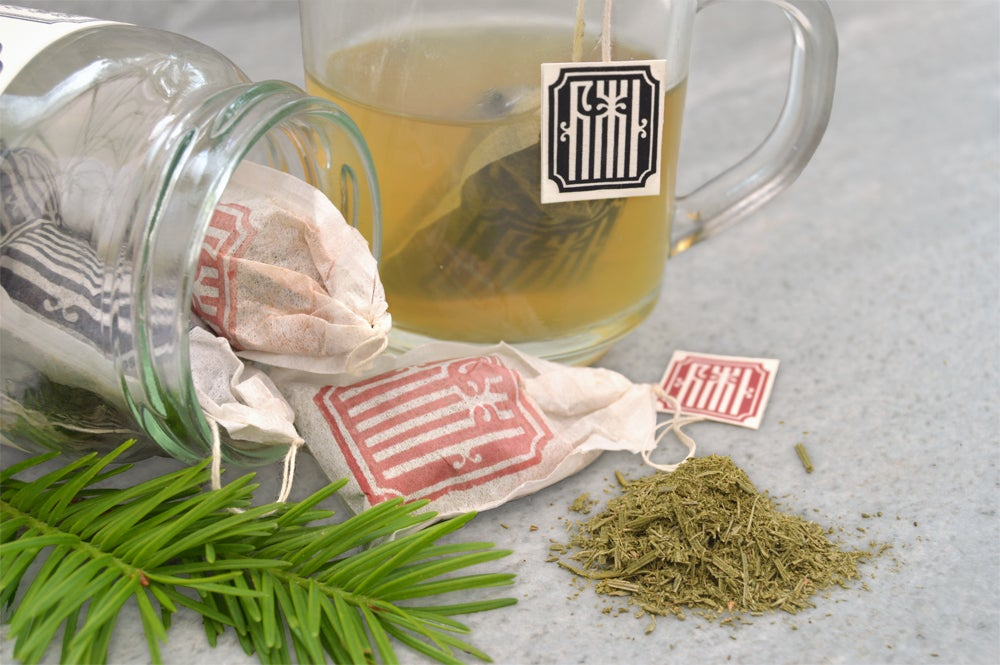 "Image of ""Douglas Fir Pine Needle Tea Bags"""