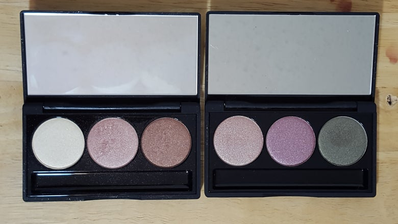 Image of Smashbox Eyeshadow Trio (2)